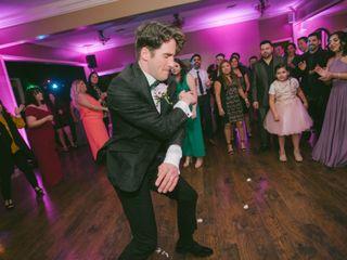 The wedding of Izzy and Garett 1