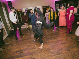 The wedding of Izzy and Garett 2