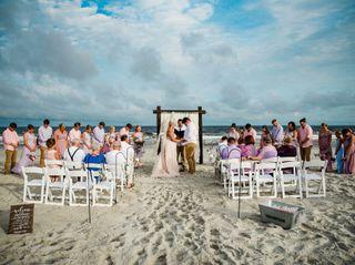 The wedding of Ana and Chandler 3