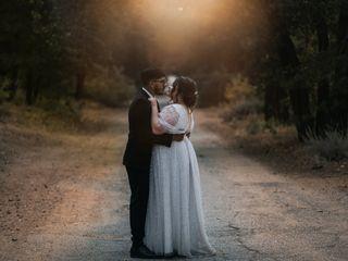 The wedding of Skyla and Ryan