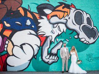 The wedding of Karli and Chris 1