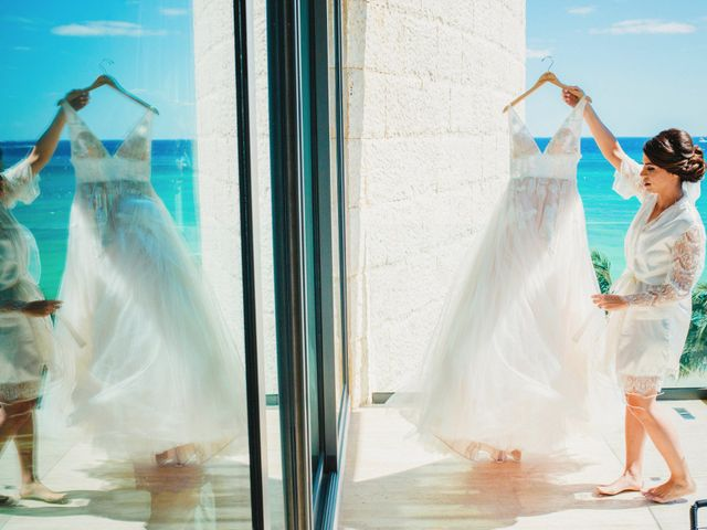 Jason and Lupita's Wedding in Playa del Carmen, Mexico 1