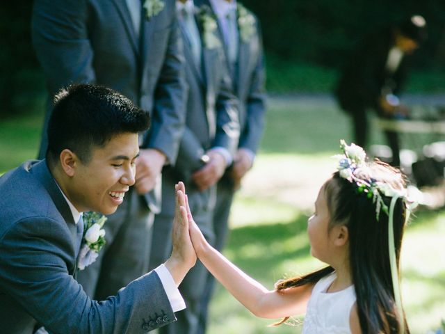 Micheal and Frances's Wedding in Fremont, California 3