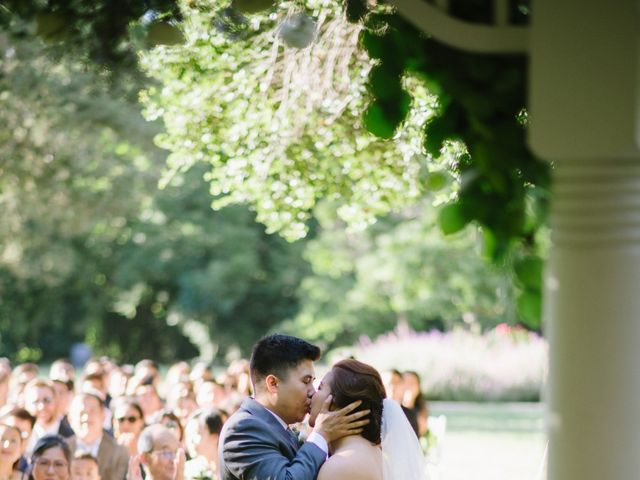 Micheal and Frances's Wedding in Fremont, California 7