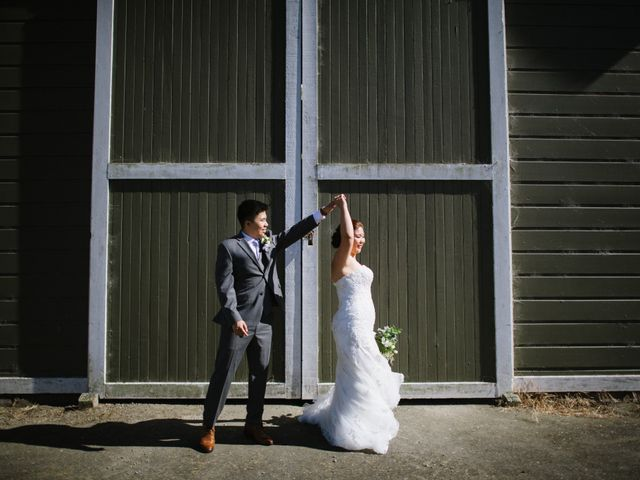 Micheal and Frances's Wedding in Fremont, California 8