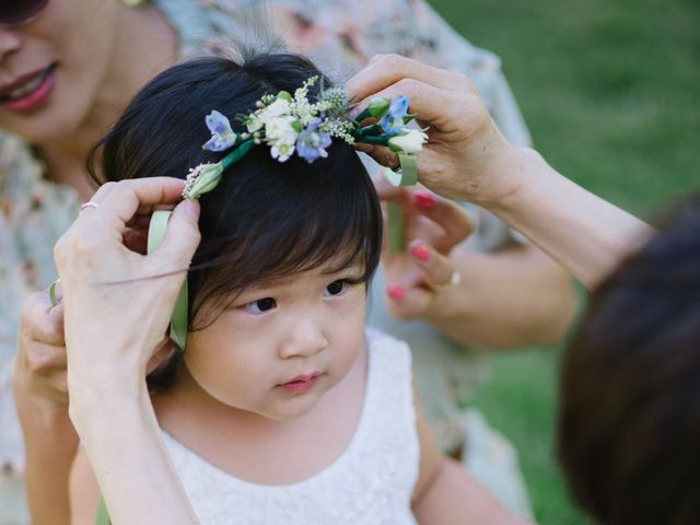 Micheal and Frances's Wedding in Fremont, California 22