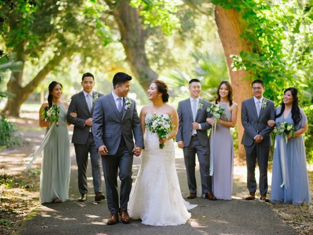 Micheal and Frances's Wedding in Fremont, California 29