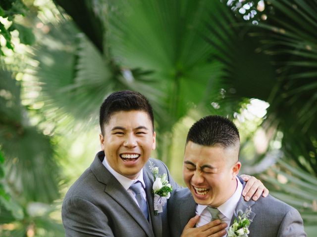 Micheal and Frances's Wedding in Fremont, California 30