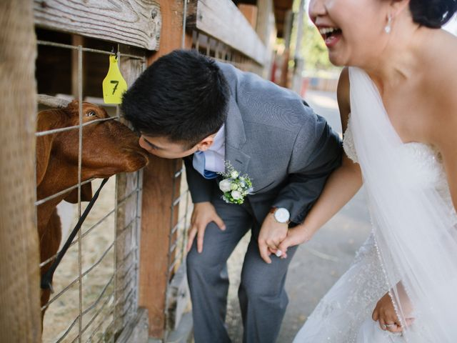 Micheal and Frances's Wedding in Fremont, California 44