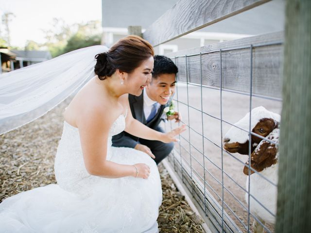 Micheal and Frances's Wedding in Fremont, California 45