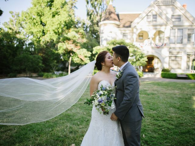Micheal and Frances's Wedding in Fremont, California 47