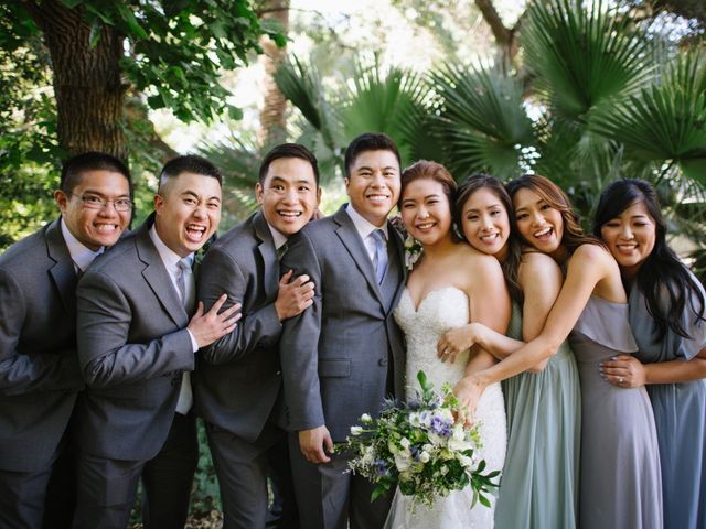 Micheal and Frances's Wedding in Fremont, California 48