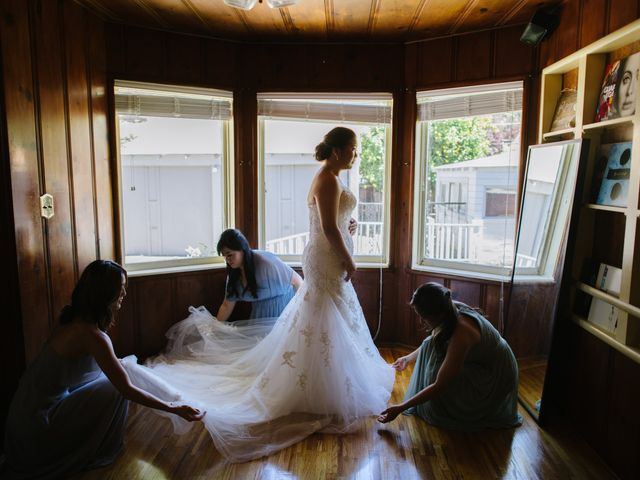 Micheal and Frances's Wedding in Fremont, California 50