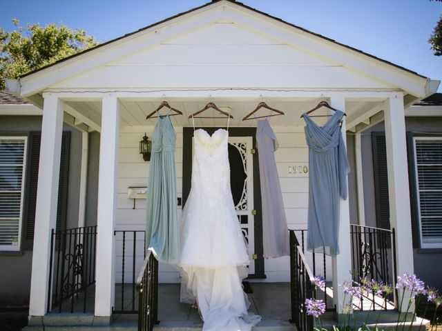 Micheal and Frances's Wedding in Fremont, California 53