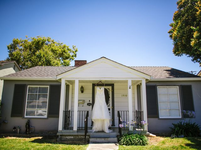 Micheal and Frances's Wedding in Fremont, California 56