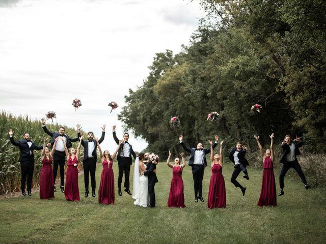 Alexander and Michelle's Wedding in Dixon, Illinois 1