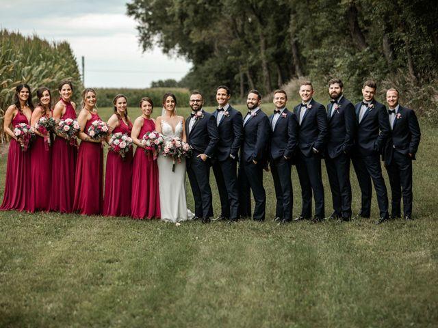 Alexander and Michelle's Wedding in Dixon, Illinois 4