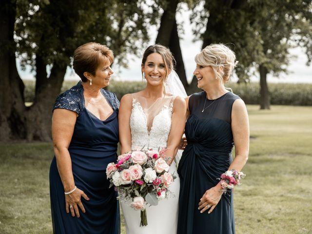 Alexander and Michelle's Wedding in Dixon, Illinois 10
