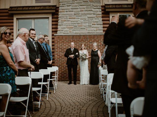 John and Jenna's Wedding in Hartland, Michigan 3