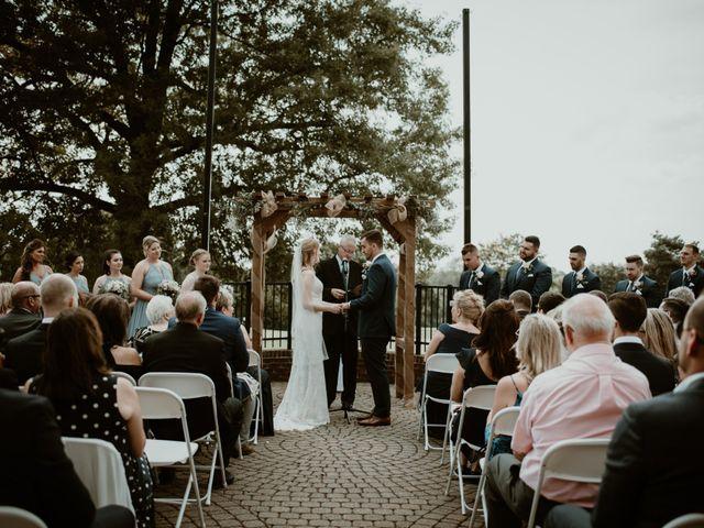 John and Jenna's Wedding in Hartland, Michigan 6