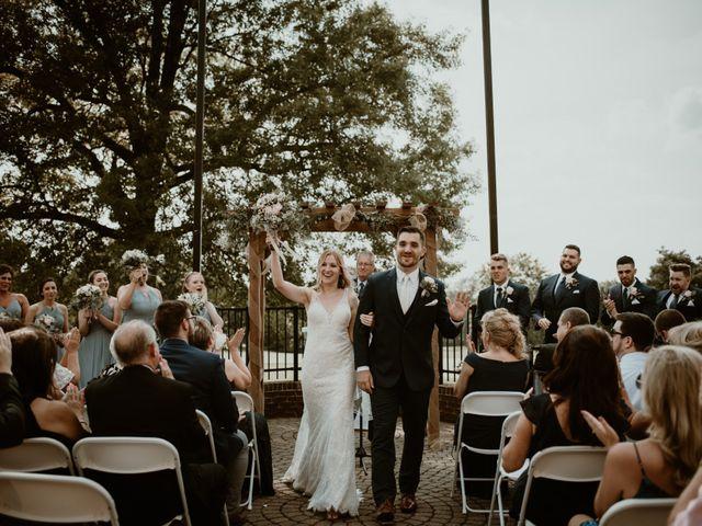 John and Jenna's Wedding in Hartland, Michigan 1