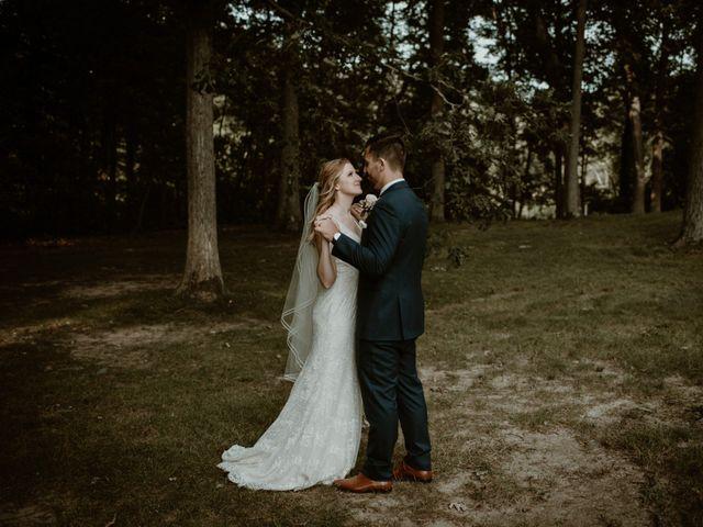 John and Jenna's Wedding in Hartland, Michigan 9