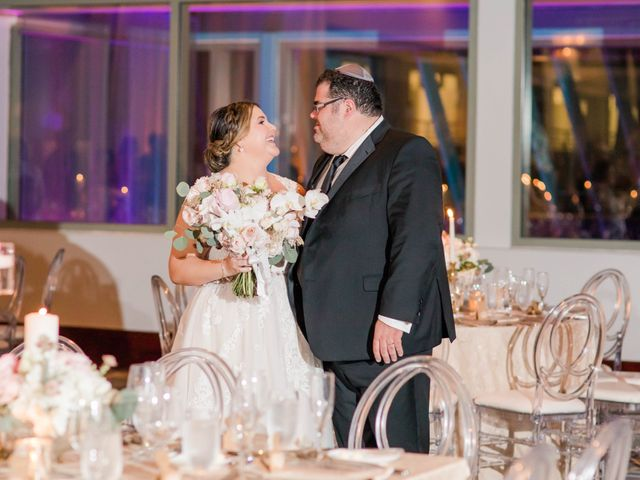 The wedding of Eitan and Cristina