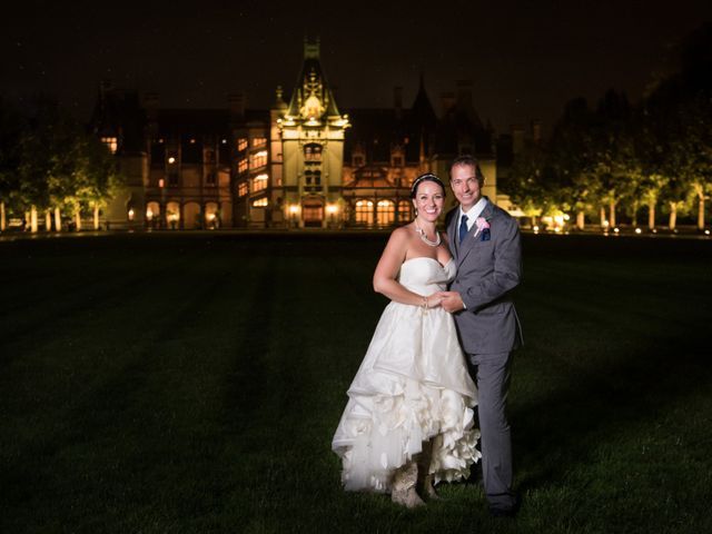 David and Julia's Wedding in Asheville, North Carolina 9