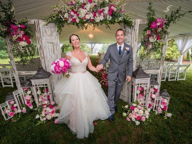 David and Julia's Wedding in Asheville, North Carolina 16