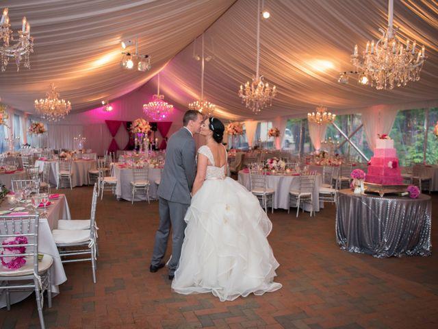 David and Julia's Wedding in Asheville, North Carolina 17