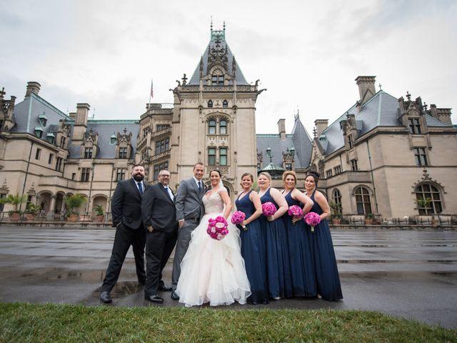 David and Julia's Wedding in Asheville, North Carolina 29
