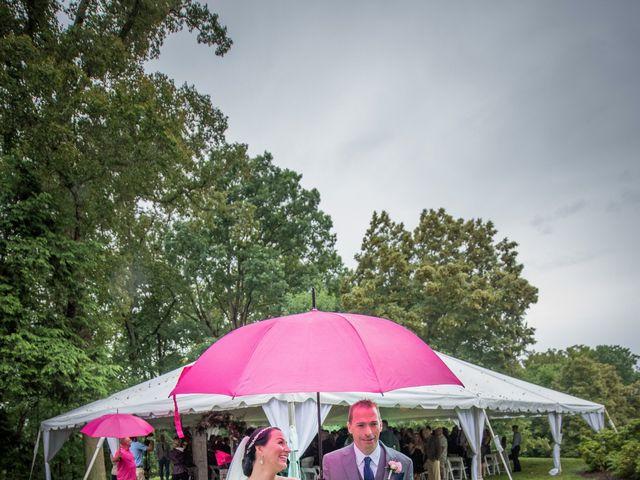 David and Julia's Wedding in Asheville, North Carolina 3