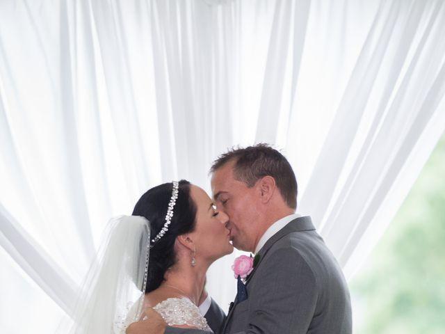 David and Julia's Wedding in Asheville, North Carolina 5