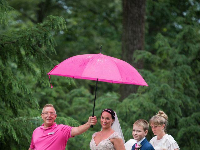 David and Julia's Wedding in Asheville, North Carolina 8
