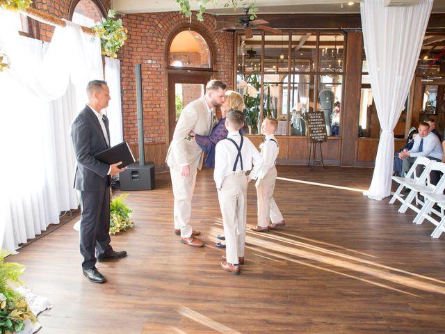 Chris and Karli's Wedding in Riverside, California 14
