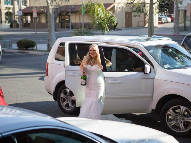 Chris and Karli's Wedding in Riverside, California 33