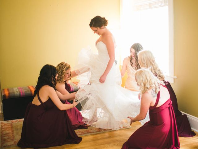 Caitlyn and Anthony's Wedding in Portland, Oregon 4