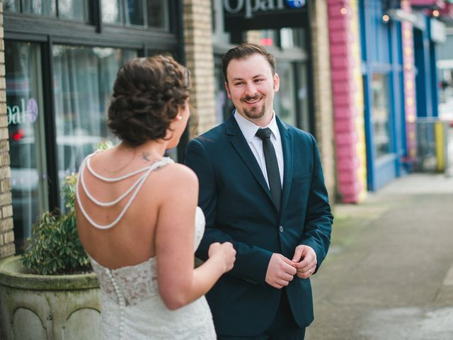 Caitlyn and Anthony's Wedding in Portland, Oregon 11
