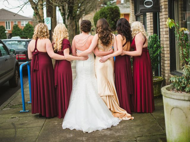 Caitlyn and Anthony's Wedding in Portland, Oregon 7