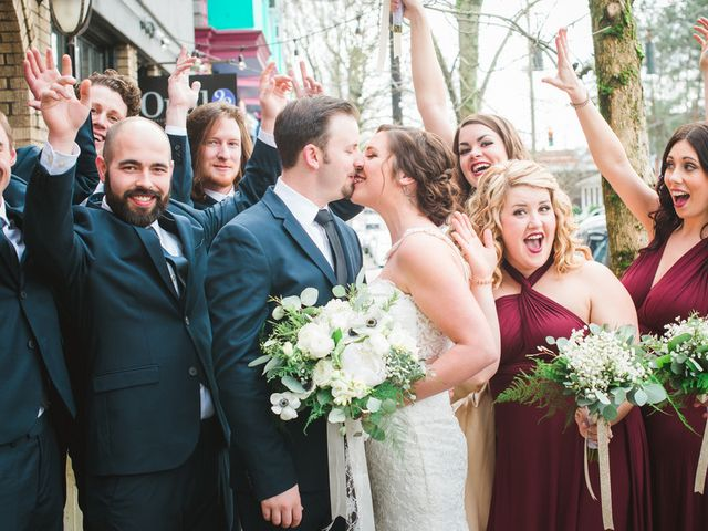 Caitlyn and Anthony's Wedding in Portland, Oregon 12