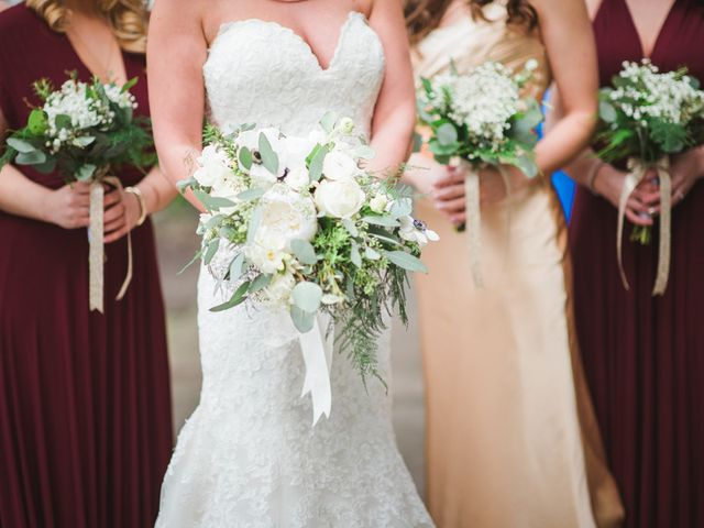 Caitlyn and Anthony's Wedding in Portland, Oregon 8