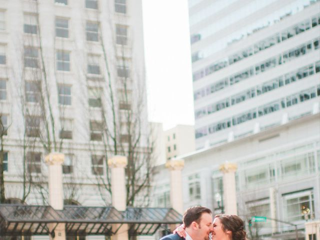 Caitlyn and Anthony's Wedding in Portland, Oregon 14