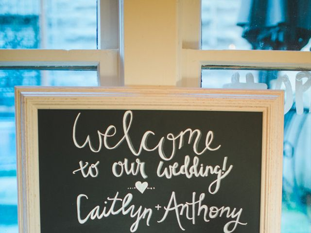 Caitlyn and Anthony's Wedding in Portland, Oregon 16