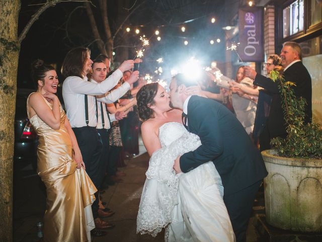 Caitlyn and Anthony's Wedding in Portland, Oregon 27