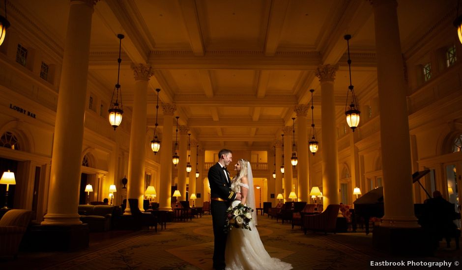 Tommy and Kristen's Wedding in Hot Springs, Virginia