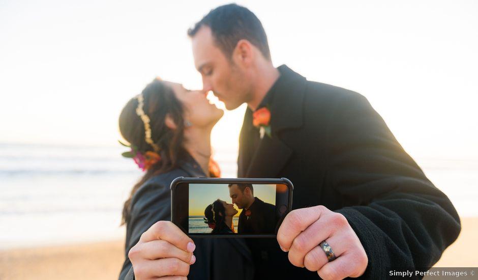 John and Nicole's Wedding in San Clemente, California