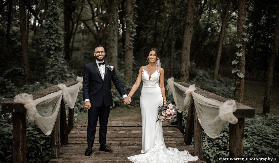 Alexander and Michelle's Wedding in Dixon, Illinois