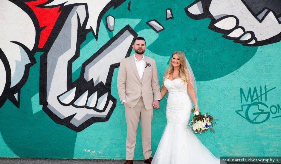 Chris and Karli's Wedding in Riverside, California