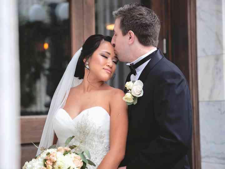 The wedding of Sammi and Shane