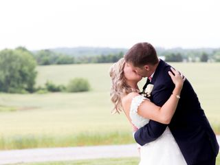 The wedding of Cristin and Shawn